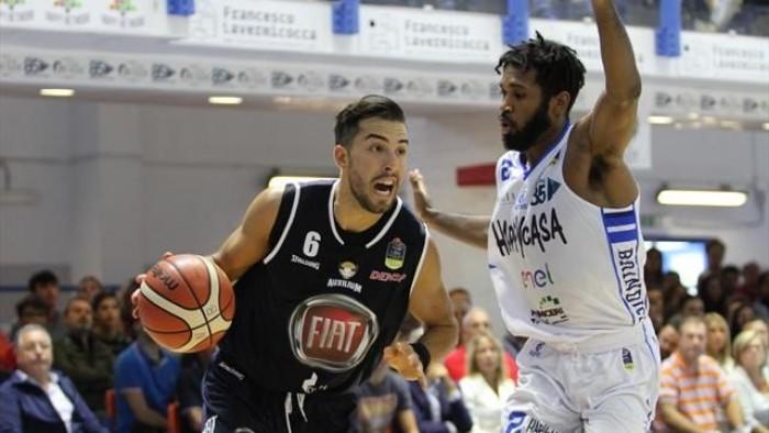 LegaBasket Serie A - Vujacic e Patterson trascinano Torino: Sassari battuta 97-92