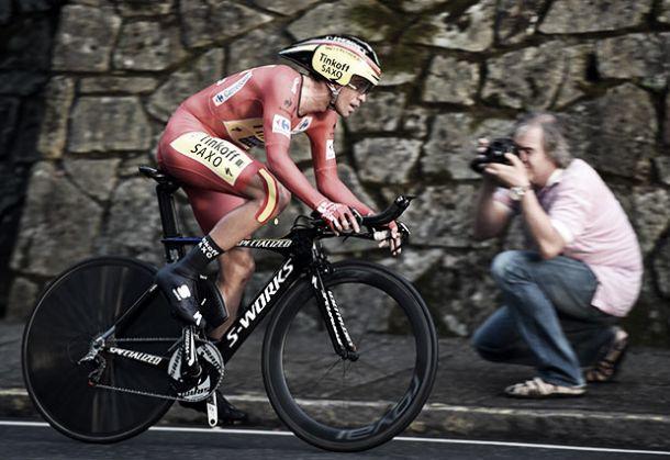 Alberto Contador vence a Vuelta