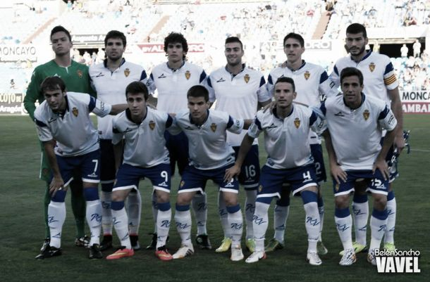 Guía Real Zaragoza 2014/2015