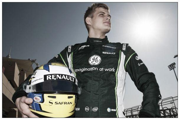 Marcus Ericsson fará parte da Sauber em 2015