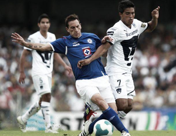 Pumas - Cruz Azul: por un boleto en la Liguilla