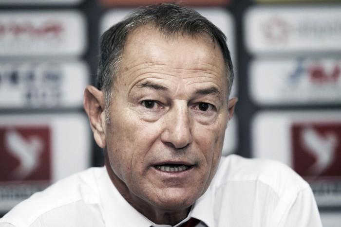 Gianni De Biasi praises Albania for their efforts