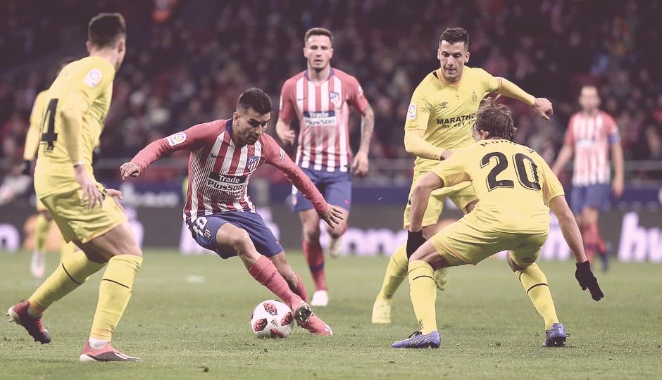 La medular del Atlético: luces y sombras