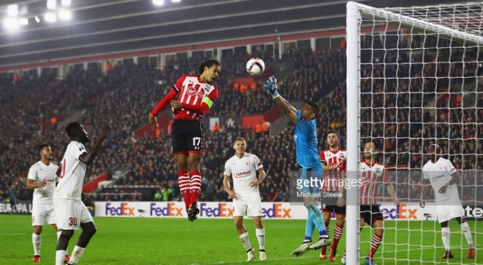Southampton 1 Middlesbrough 0- As it happened