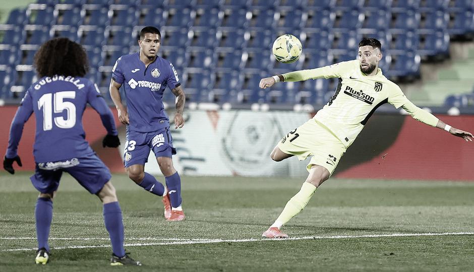 Goals and Highlights: Getafe 1-2 Atletico Madrid at the LaLiga