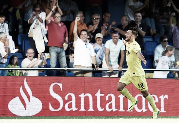 Pato perde pênalti, mas Sansone brilha e Villarreal derrota Real Sociedad