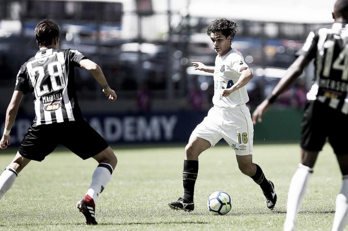 """Dodô vê Santos abaixo após derrota para Atlético-MG: """"Mais um dia infeliz"""""""