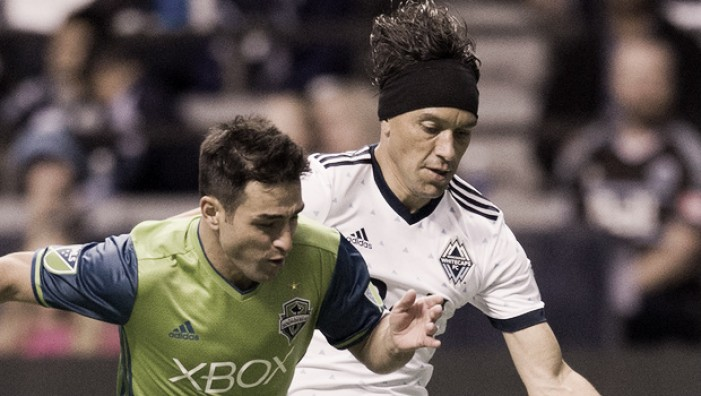 Honors even between Vancouver Whitecaps FC and Seattle Sounders FC