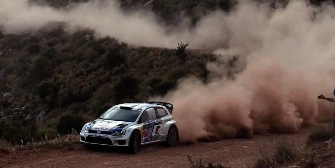 WRC - Acropole Etape 3 : Latvala conclut