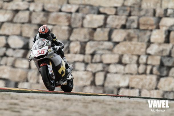 """Mika Kallio: """"Estamos en una gran posición para la carrera de mañana"""""""