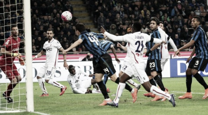 Inter Milan 2-1 Bologna: Perisic stars as Nerazzurri break Rossoblu's resolve