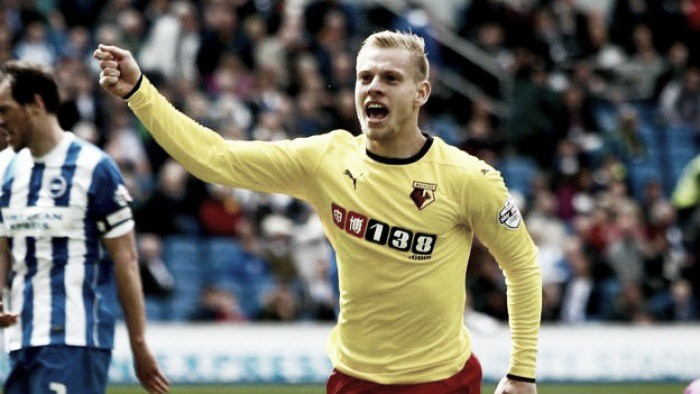 Vydra's future uncertain at Vicarage Road
