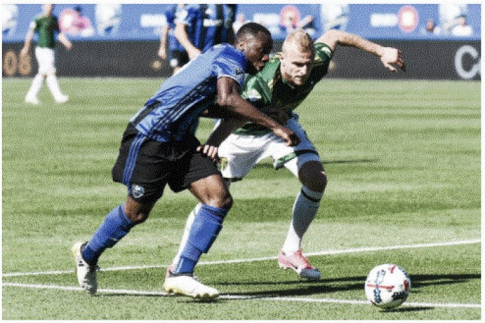 Portland Timbers v. Montreal Impact: The good, the bad, the ugly