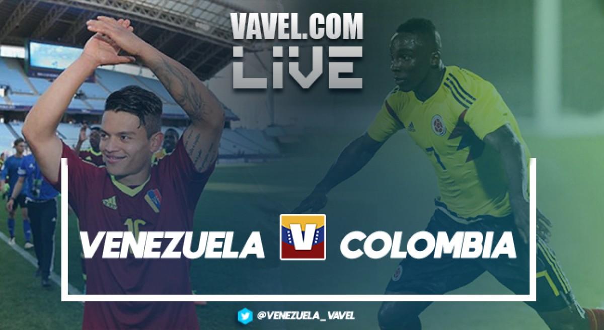 Resumen Venezuela 1-2 Colombia, Juegos Centroamericanos y del Caribe 2018