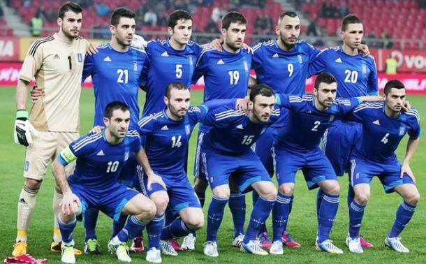 La Grecia alla prova del mondiale brasiliano