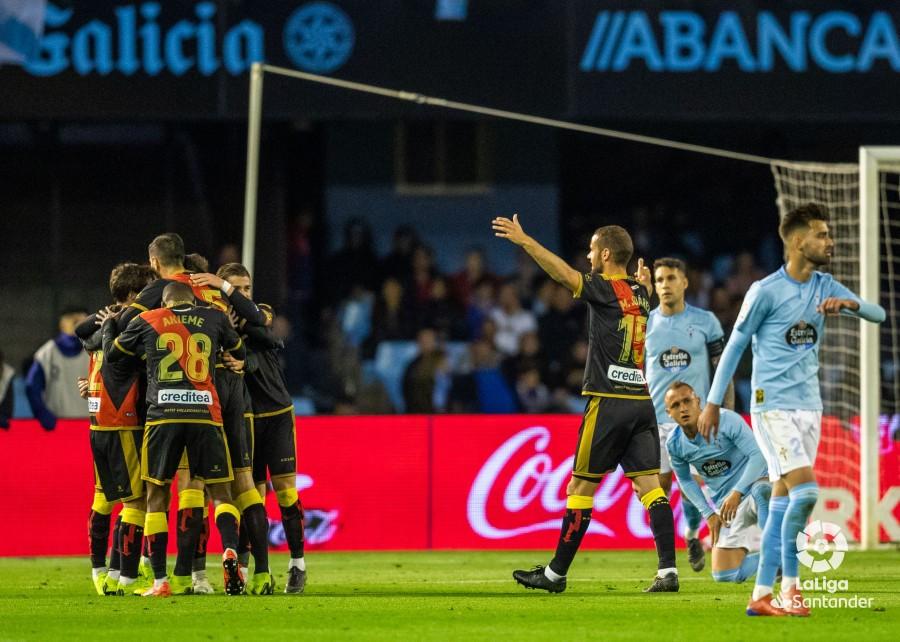 Empate en Vigo y despedida de Primera División