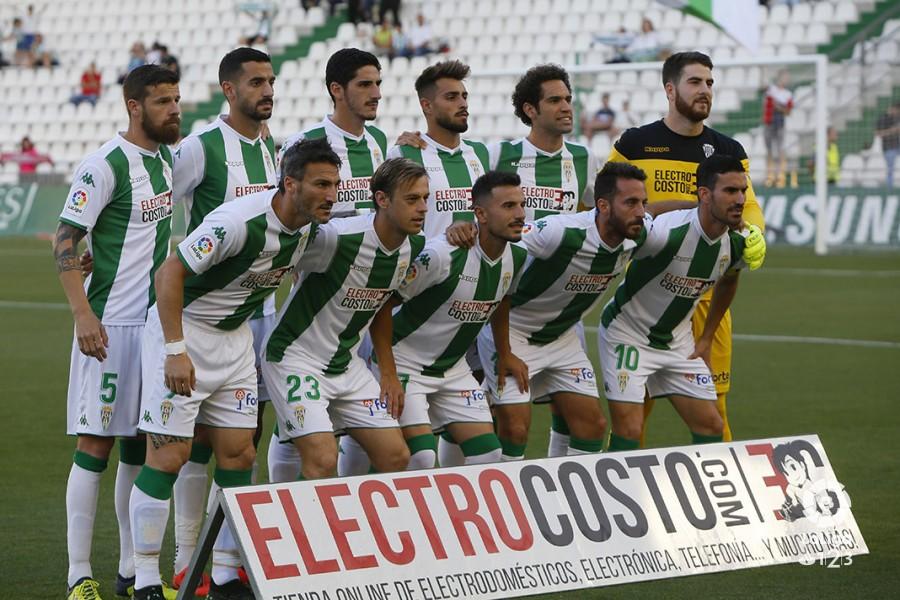 Partido amistoso entre Rayo Vallecano y Córdoba