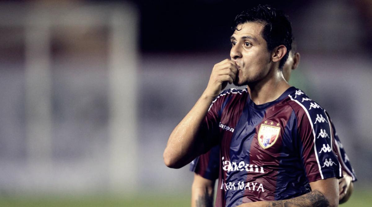 Lizandro Echeverría, el delantero atlantista con mejor promedio de gol por minuto del Ascenso MX
