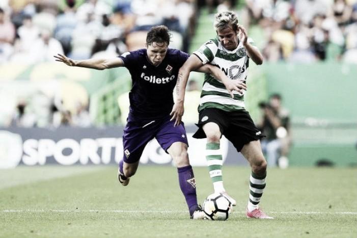 Fiorentina, Dost-goal per la vittoria dello Sporting Lisbona: buone indicazioni per Pioli