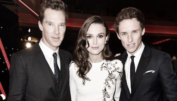 'The Imitation Game' arrasa en los Hollywood Film Awards 2014