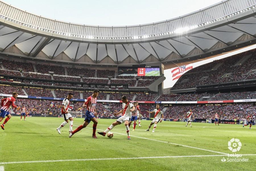 Mario Suárez jugará frente al Atlético de Madrid