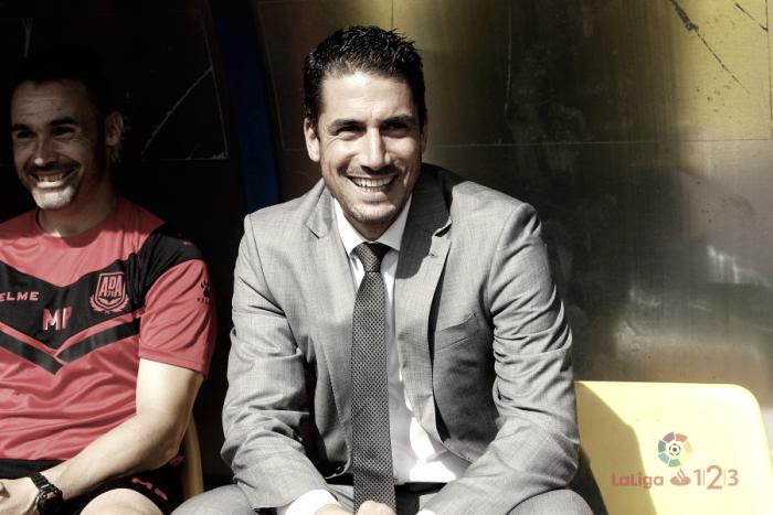 """Julio Velázquez: """"Deberíamos llevar más puntos en la clasificación"""""""
