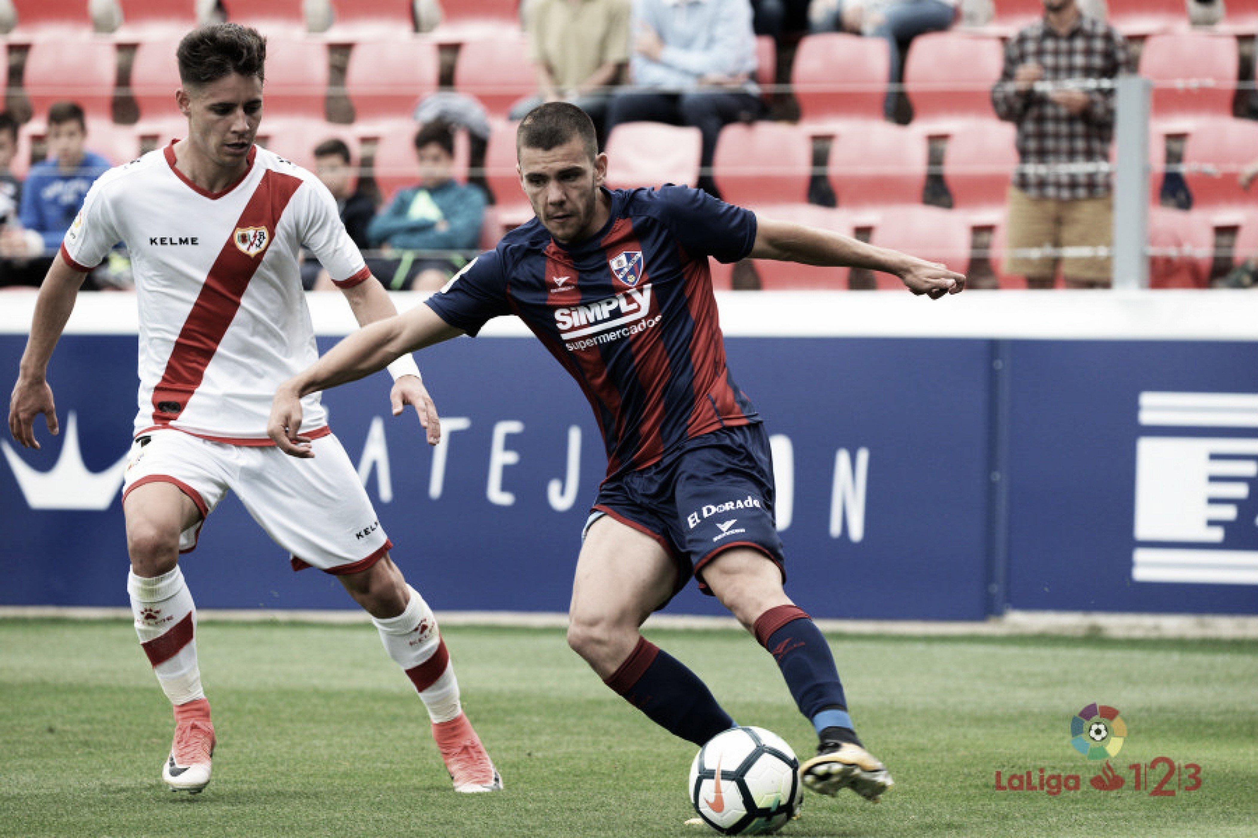 Previa SD Huesca - Rayo Vallecano: inauguración con espectáculo