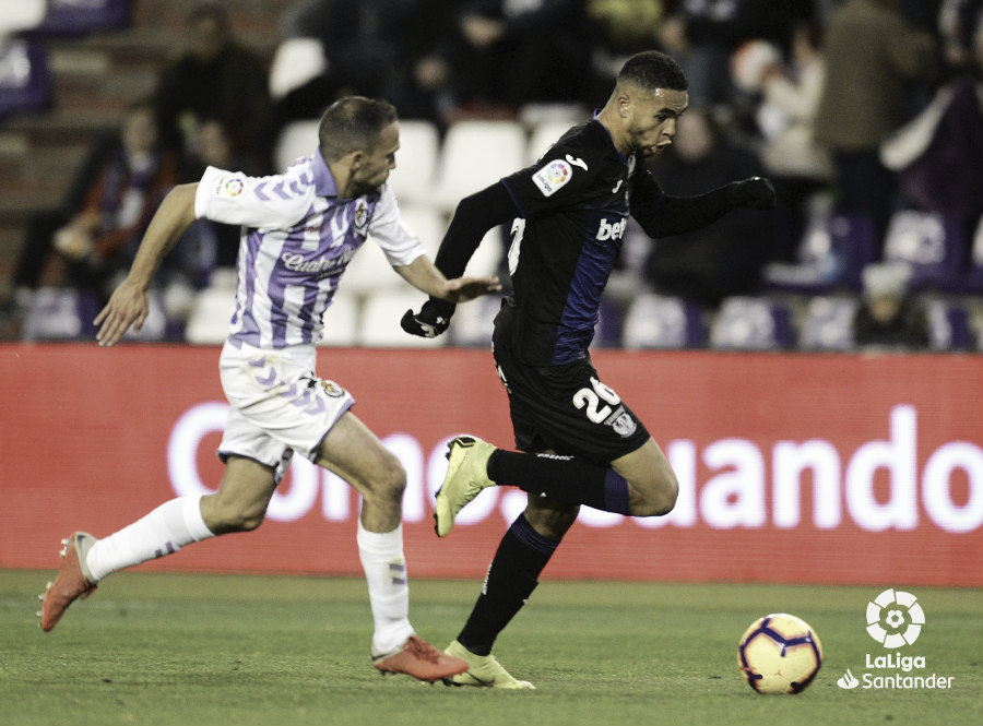 Previa CD Leganés - Real Valladolid: Déficit de puntería