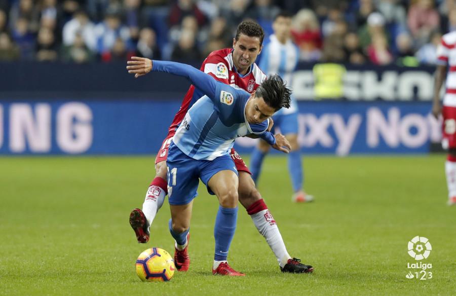 'Montorodependencia' en el Granada CF