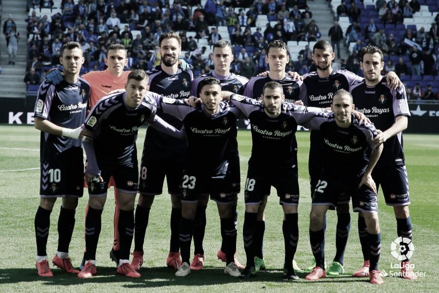 Convocatoria para la jornada 33 de Liga frente al Deportivo Alavés
