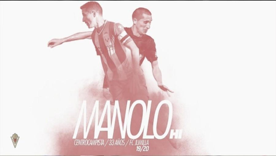 Manolo comienza una nueva etapa en el Real Murcia
