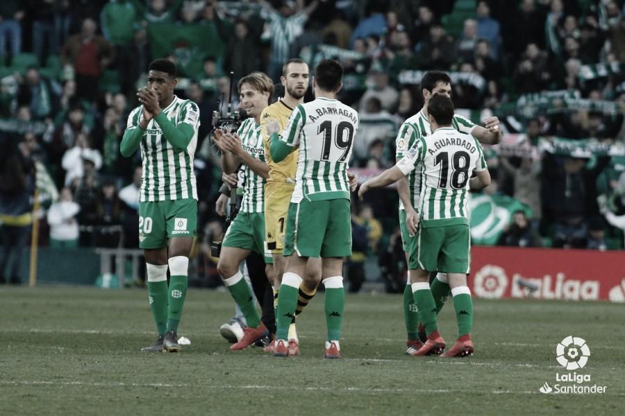 """Barragán: """"Creo que el Betis sigue creciendo"""""""