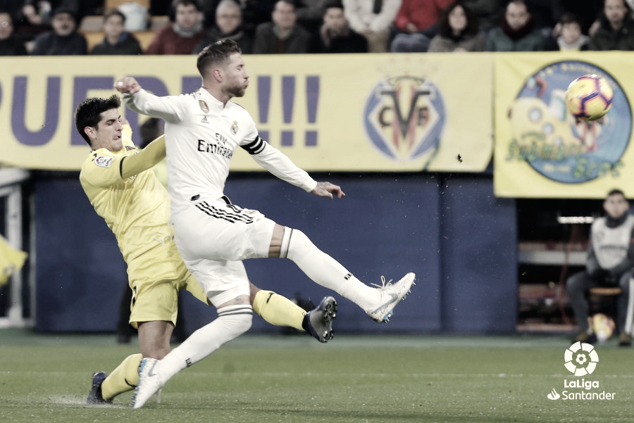 Villareal C.F – Real Madrid C.F: puntuaciones del Real Madrid en 17ª jornada de La Liga