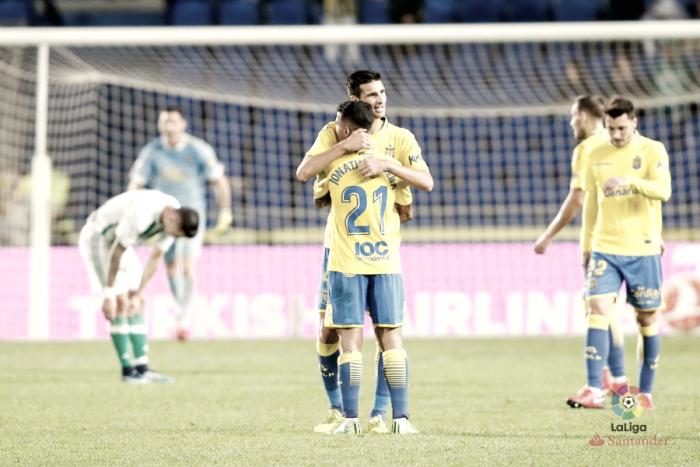 El estreno en Liga de un nuevo Las Palmas