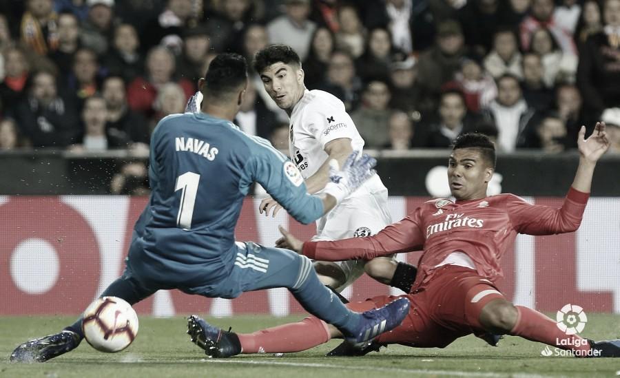 """Casemiro: """"El Madrid volverá"""""""