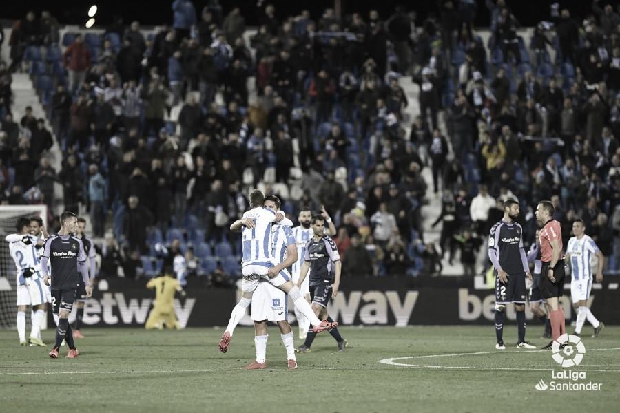 CD Leganés - Real Valladolid, puntuaciones del Real Valladolid en la jornada 30 de LaLiga Santander