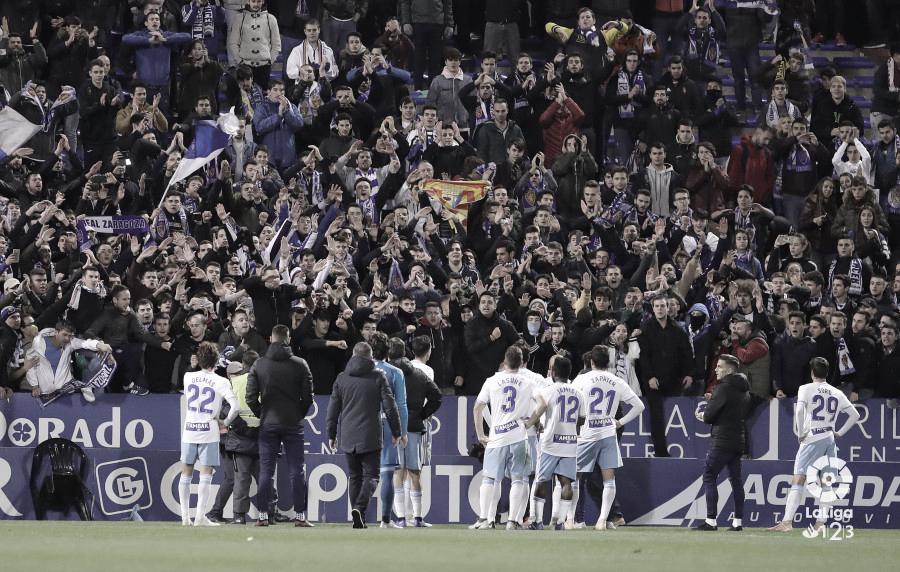 Situación límite para el Real Zaragoza