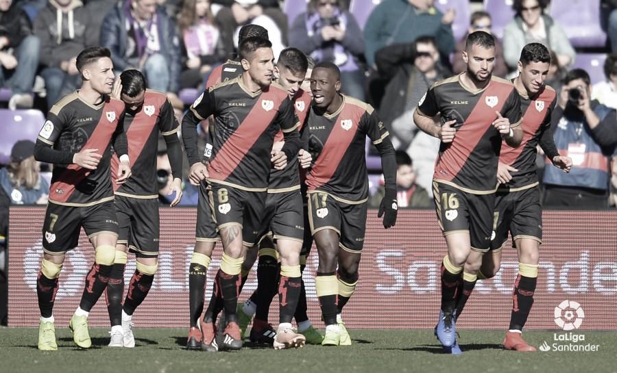 La Champions llegó hasta Vallecas