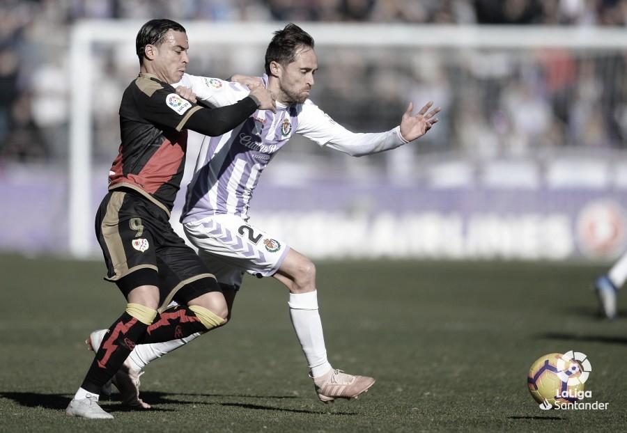 Previa Rayo Vallecano - Real Valladolid: la final de los pucelanos