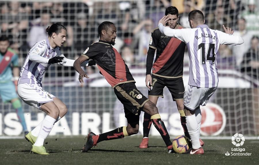 Ronaldo se quejó de la política de entradas del Rayo Vallecano
