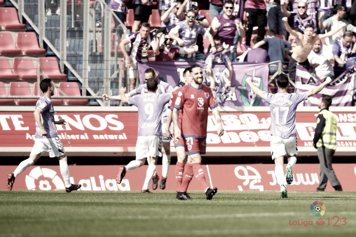 Previa CD Numancia - Real Valladolid: Castilla y León tendrá una plaza en Primera