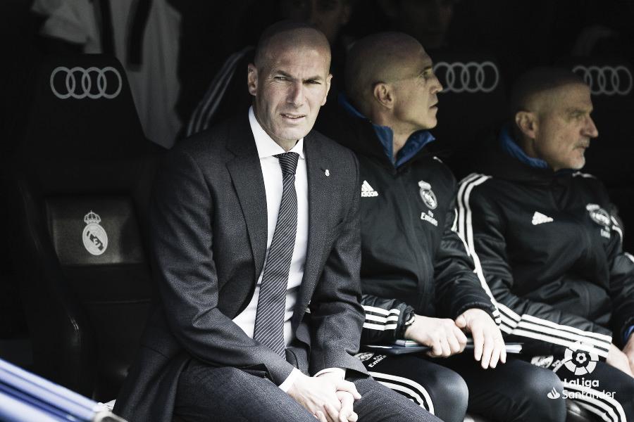 Zidane celebra su centenario con vitoria