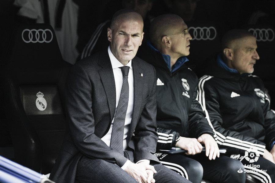 Zidane exhibe su 'casting' con el foco en estos jugadores
