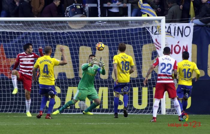 El Granada CF encadena tres salidas sin marcar