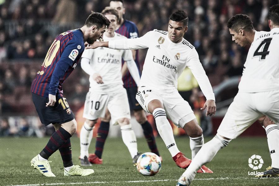 df814b8b2fbdc Horario y dónde ver el partido Real Madrid - Barça de Copa del rey en vivo