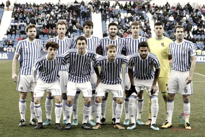 Leganés vs Real Sociedad: puntuaciones de la Real Sociedad, jornada 17 de LaLiga Santander