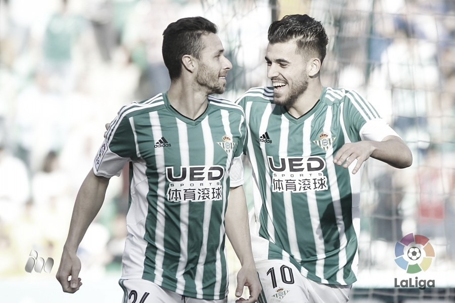 Betis - UD Las Palmas, partido para recordar