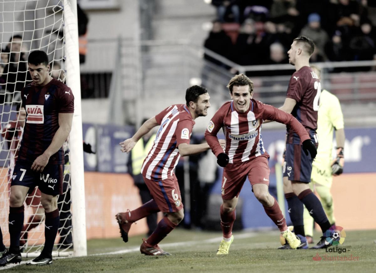 Previa Atlético de Madrid - Eibar: el último viaje de la temporada