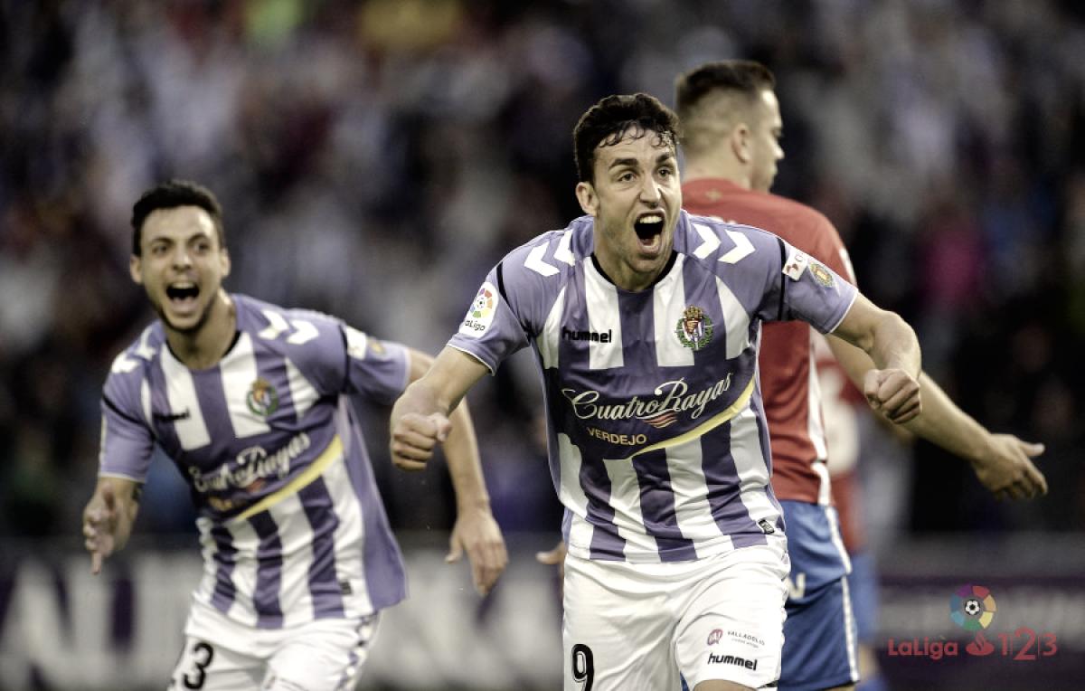 Previa Real Sporting de Gijón - Real Valladolid: Tres partidos para alcanzar la gloria