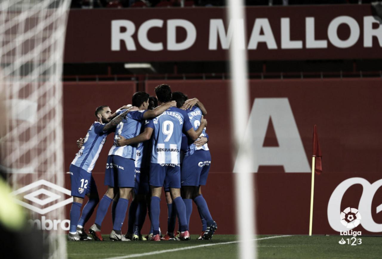 El Málaga quiere volver a despegar
